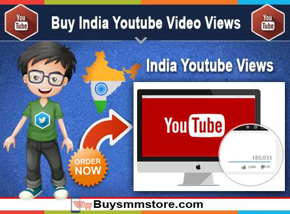 Buy India Youtube Views